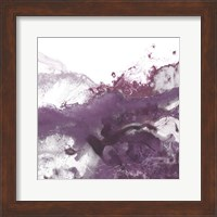 Framed Orchid Wave IV