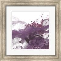 Framed Orchid Wave IV