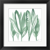 Boho Tropicals IV Framed Print