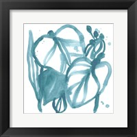Framed Boho Tropicals V
