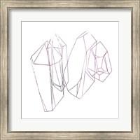 Framed Contour Crystals I