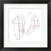Framed Contour Crystals I