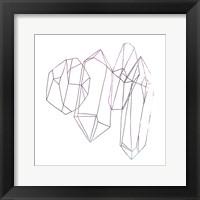 Framed Contour Crystals IV
