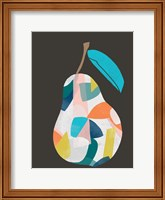 Framed Fab Fruit I
