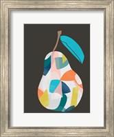 Framed Fab Fruit I