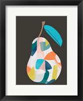 Fab Fruit I Framed Print