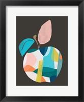 Framed Fab Fruit II