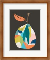Framed Fab Fruit IV