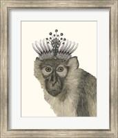 Framed Majestic Monkey I