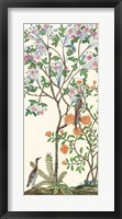 Framed Traditional Chinoiserie I