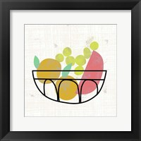 Framed Fruitilicious IV