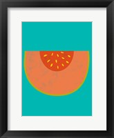 Fruit Party III Framed Print