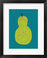 Fruit Party IV Framed Print