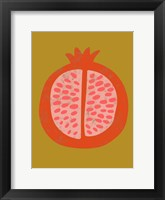 Fruit Party VI Framed Print