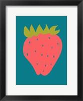 Framed Fruit Party VII