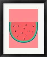 Framed Fruit Party VIII