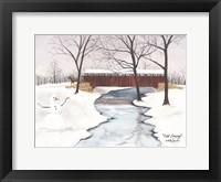 Framed Cold Crossing