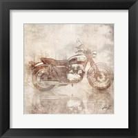 Framed Moto Classic