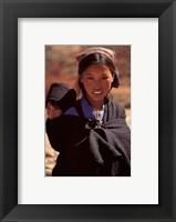Framed Nepal Mustang 1992
