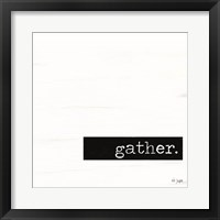 Framed Gather