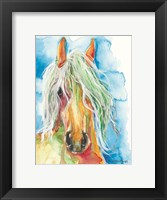 Framed Water Horse