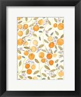 Framed Clementine