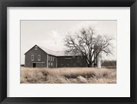Framed Ohio Fields II
