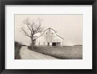 Framed Ohio Fields III