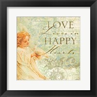 Framed Love Lives