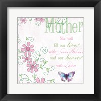 Framed Mother Will