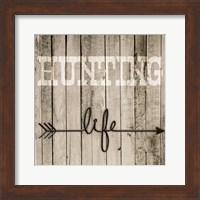 Framed Hunting Life 3