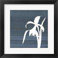 Framed Granite Flower Mate