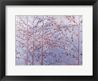 Framed Lavender Moments