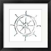 Framed Simple Sketched Wheel