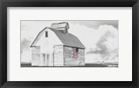 Framed US Barn