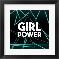 Framed Girl Power