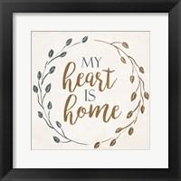 Framed My Heart