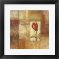 Framed Rose 2