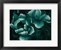 Framed Emerald Moonlit 1