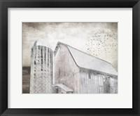 Framed Grainhouse