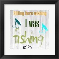 Framed Fishing Days 2