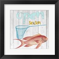 Framed Open Season
