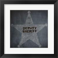 Framed Deputy