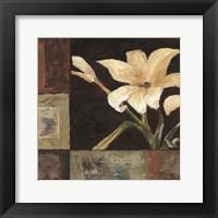 Framed Magnolia Breeze I