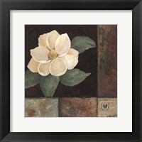 Framed Magnolia Breeze II