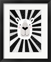 Mix & Match Animal I Framed Print