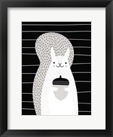 Mix & Match Animal X Framed Print