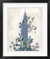 Framed New York Empire State Building, Menagerie