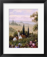 Framed Country Comfort I