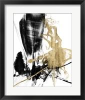 Framed Glam & Black IV